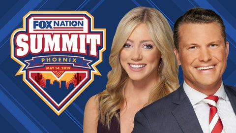 Sign up to watch the inaugural Fox Nation Summit