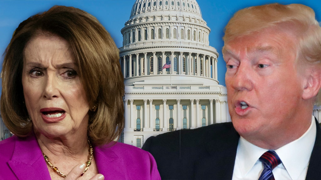 Pelosi told top Dems she wants Trump 'in prison,' report says