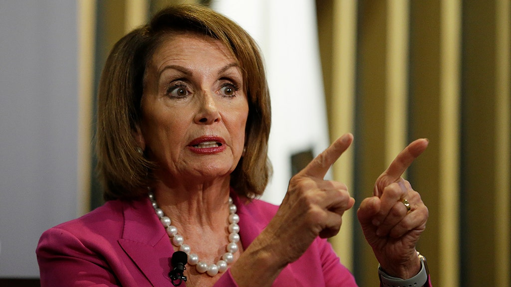 Guess who ripped Speaker Pelosi's 'rinky-dink' call to jail Trump