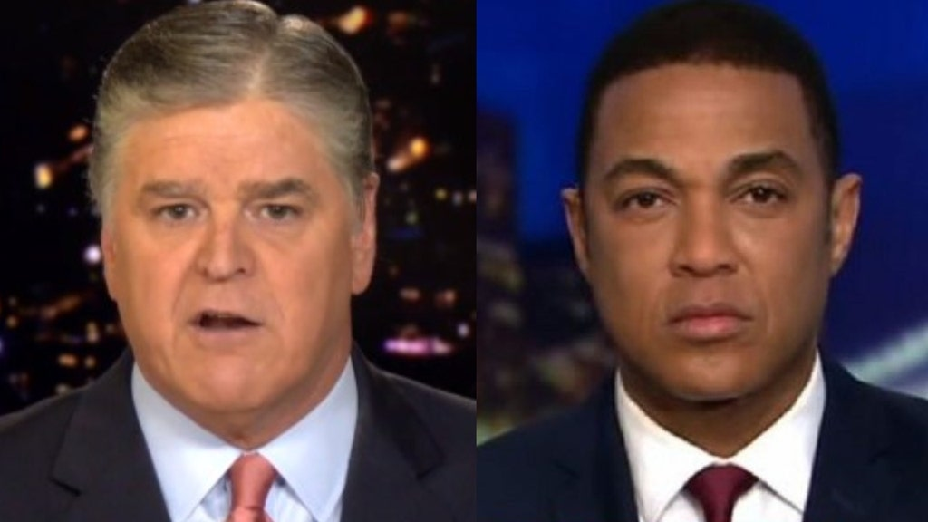 HANNITY: Lemon makes Trump-Hitler comparison, nothing from his boss