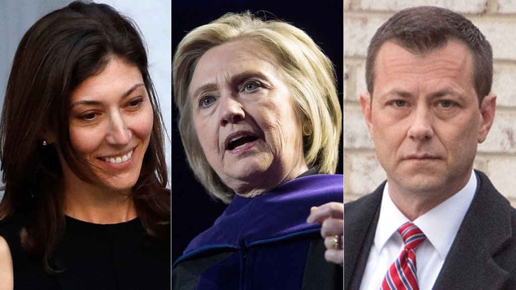 Strzok-Page emails alleged 'special treatment' for Clinton lawyer