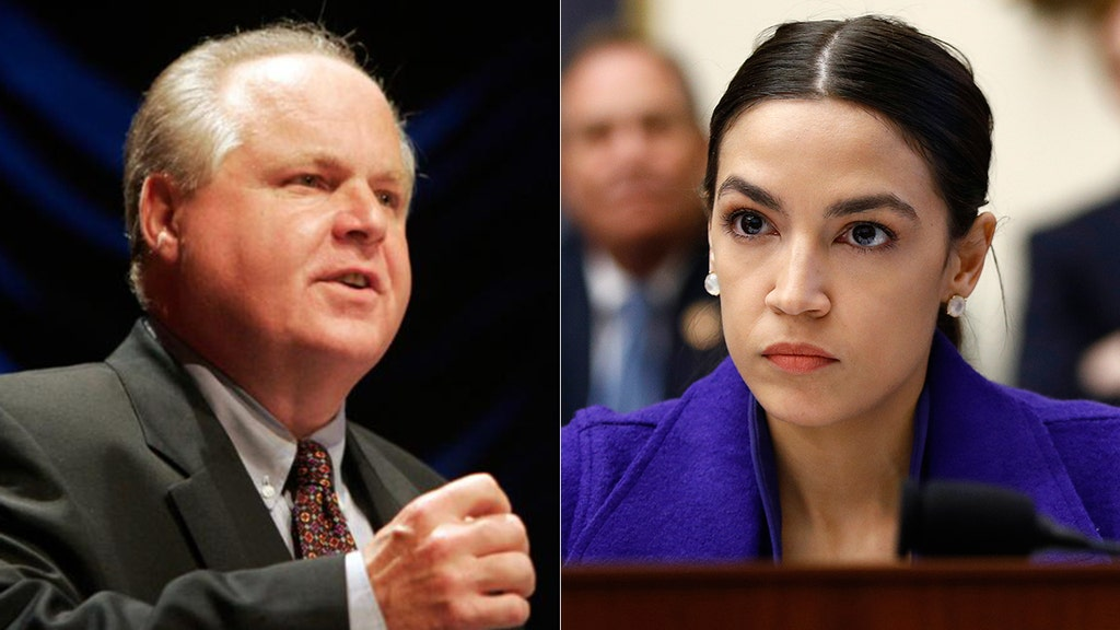 AOC either enjoys riling people, or she's just not bright, Rush Limbaugh says