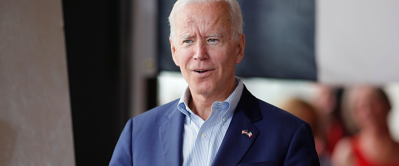 Biden cheered by crowd after promising cancer cure if elected president