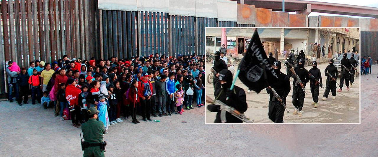 ISIS scheme to send terrorists to US over Mexican border revealed in chilling report