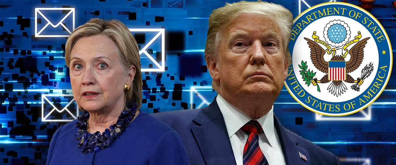 Trump blasts team Hillary as State Department reveals 'multiple security incidents' involving emails