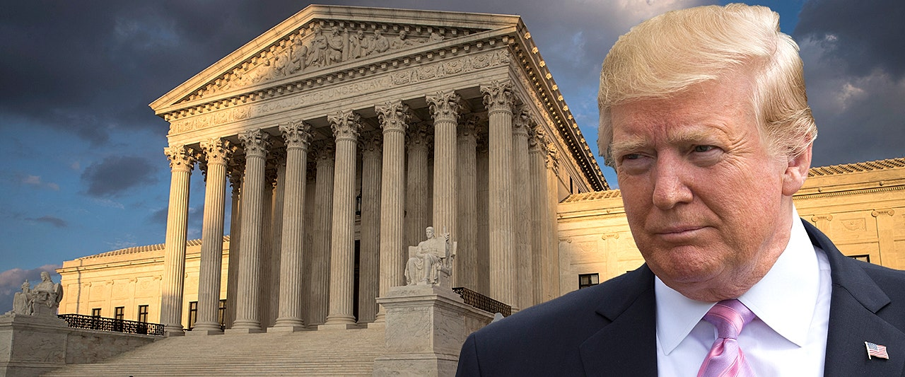 SCOTUS could intervene in try to push Trump from office as impeachment racket grows: Dershowitz