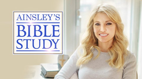 Ainsley invites you back for another Bible study in Nashville with Elisabeth Hasselbeck