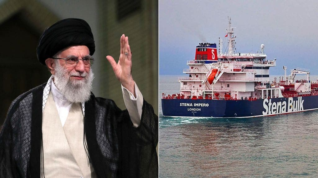 US calls on allies to help secure Mideast shipping after Iran seizes UK tanker