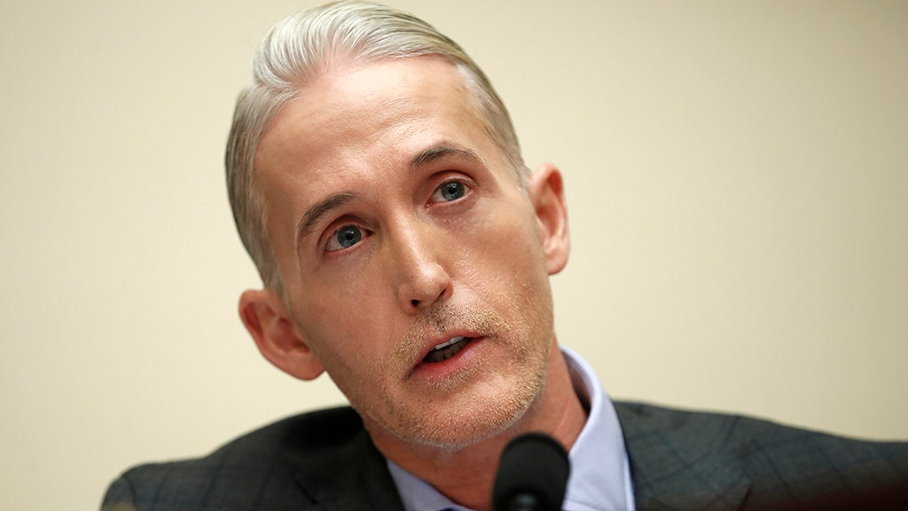 Trey Gowdy: 'Nobody cares what Congress does' anymore