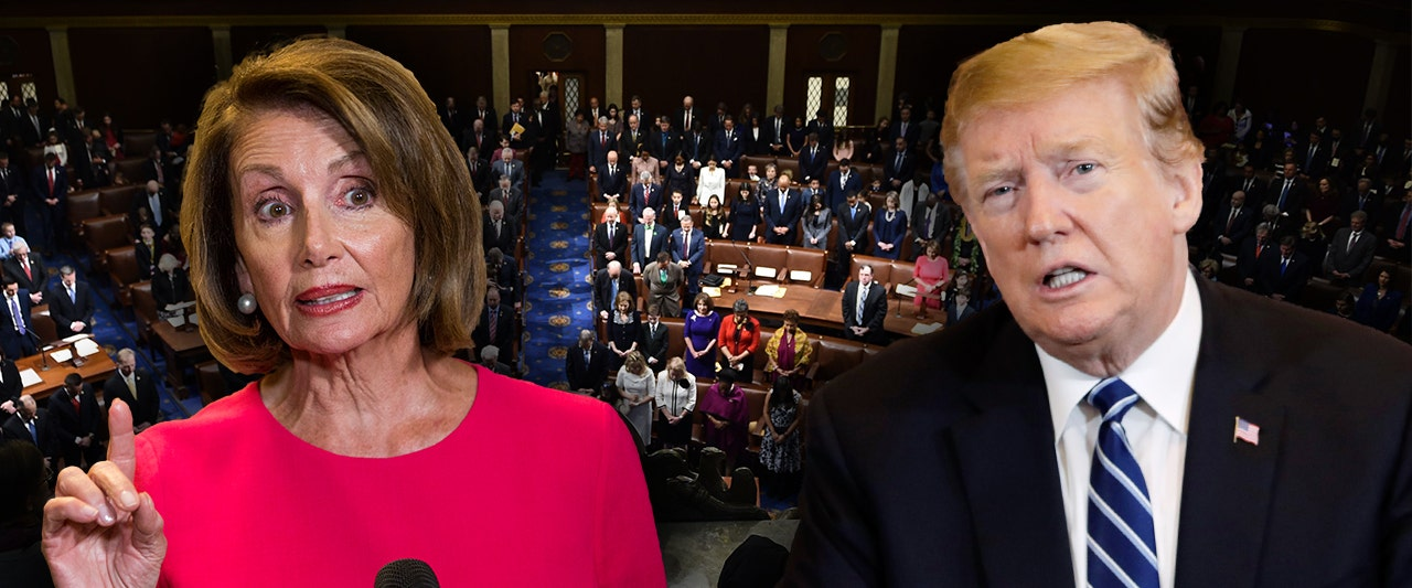 Dems vote to condemn Trump comments after Pelosi slam ruled out of order