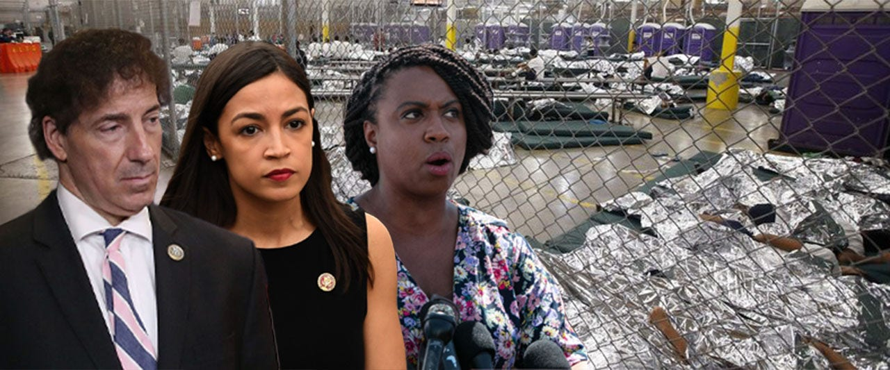 House Democrats promote Trump-bashing 'kids in cages' hearing, but use Obama-era photo