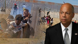 Obama DHS chief blasts Dems' 'open borders' push