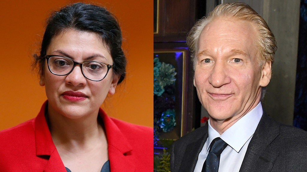 Tlaib hits Maher over BDS slam, compares Israel to apartheid S. Africa