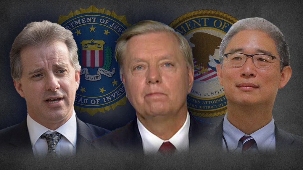 New Bruce Ohr docs show FISA warrant on Trump aide a 'fraud,': Graham