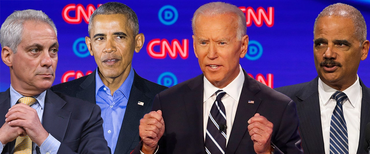 Obama lieutenants circle the wagons after left-wing Dems jab Biden, president's legacy at second debate