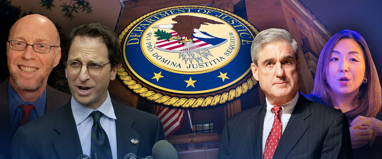 Mueller probe alums land cushy jobs, book deal after taking on Trump in Russia investigation