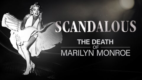 Long-lost footage gives a behind-the-scenes look into Marilyn's final hours