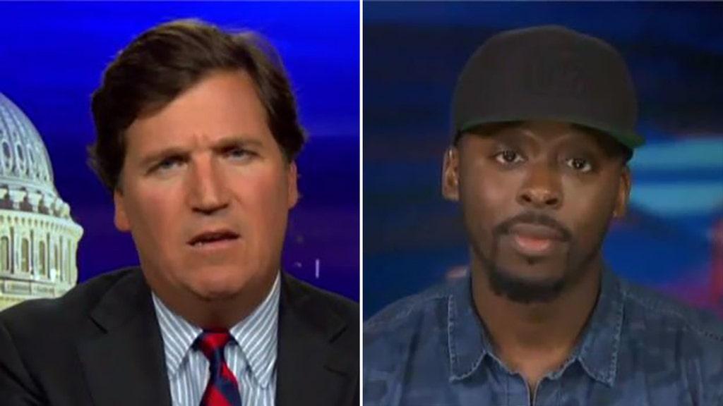Colion Noir tells Tucker what San Fran's NRA terror declaration means