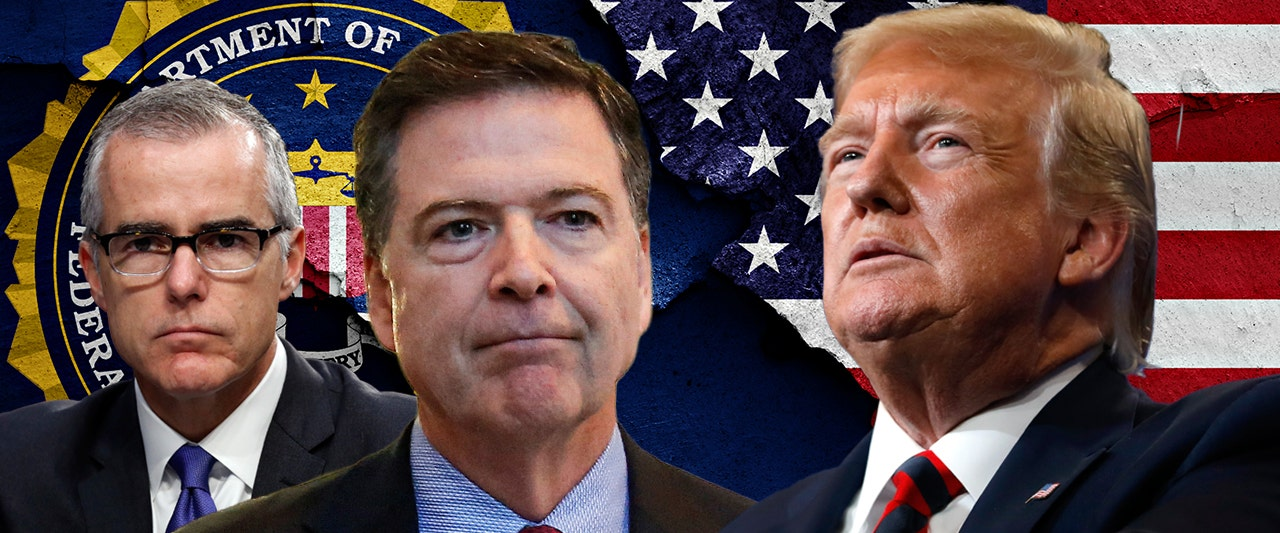Ex-FBI leaders Comey, McCabe will face criminal charges after IG delivers FISA report, McCarthy says
