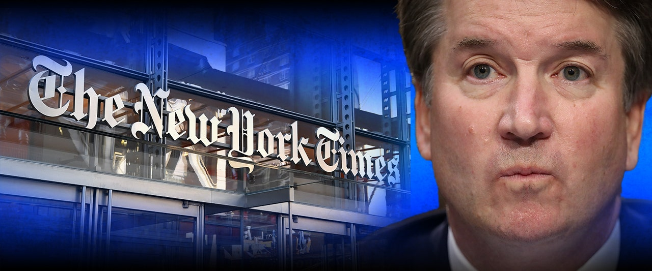NYT forced to run editor's letter, notes that new accuser doesn't recall alleged assault