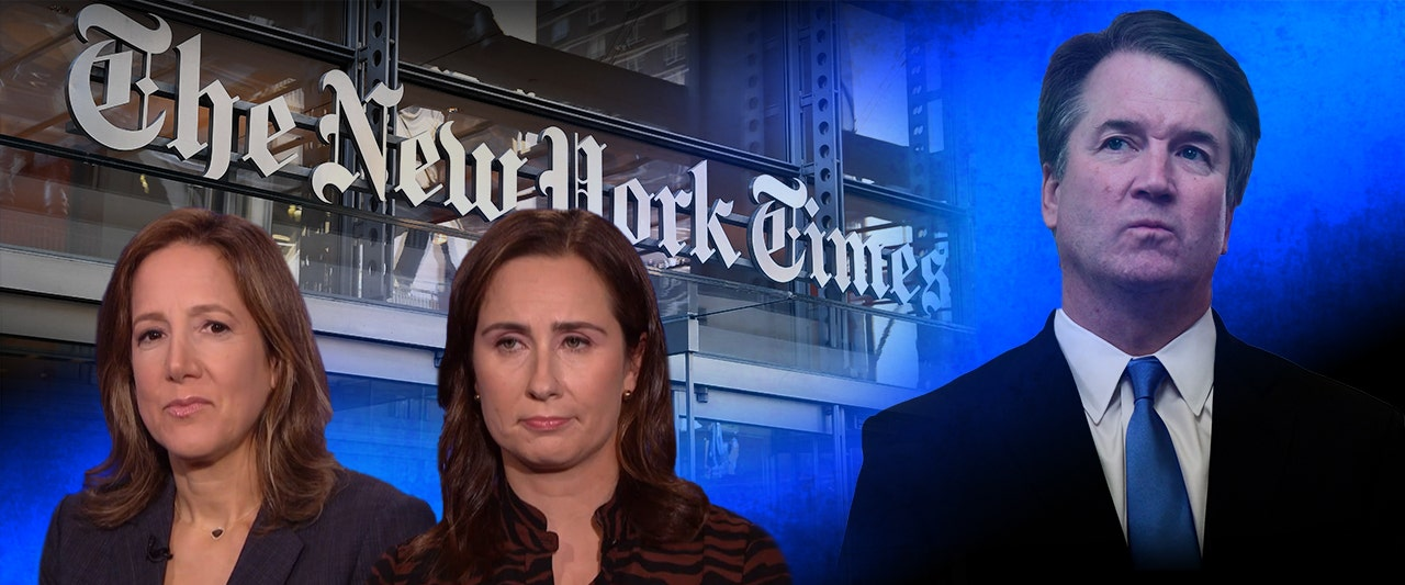 SEE IT: NYT scribes give their theory on what happened to key info in Kavanaugh essay