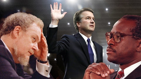 How Supreme Court confirmations turned into ideological dog fights
