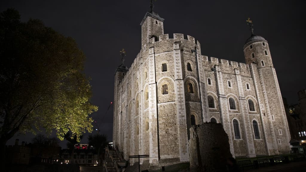 England's Tower of London yields yet another grisly discovery