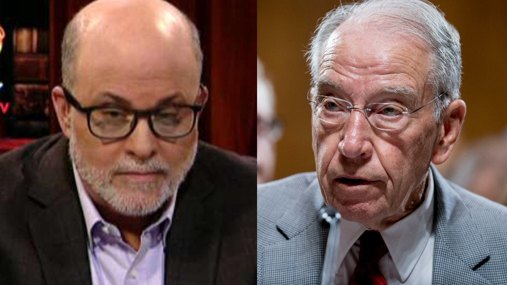 GOP's Grassley 'doesn't have a clue' about Trump-Ukraine case: Mark Levin