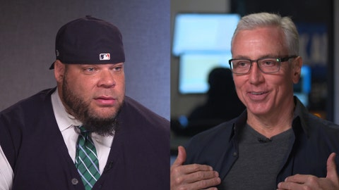 Tyrus sits down with Dr. Drew to talk about his unconventional path to TV doctor