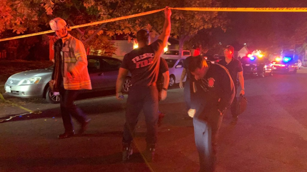 4 dead, 6 hurt after gunfire erupts at football watch party