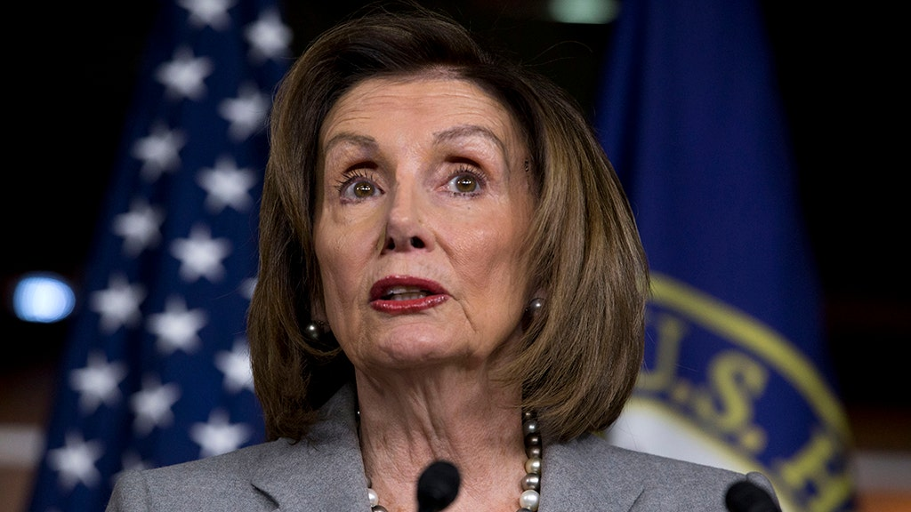 Trump shocks with this dig at Pelosi over impeachment charges