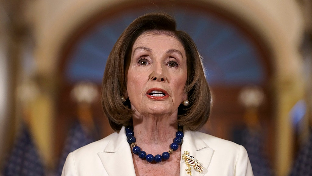 TUCKER CARLSON: Impeachment-obsessed loons have Pelosi boxed in
