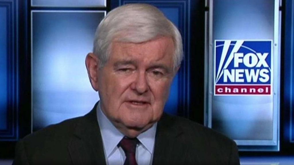 Gingrich tells 'Fox & Friends' what Pelosi is really up to