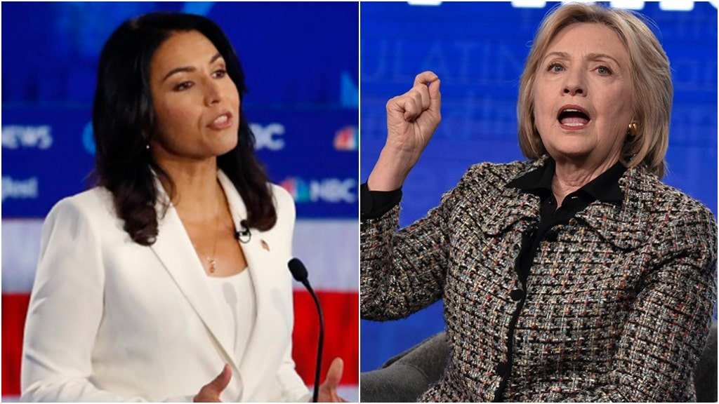 Some 2020 Dems respond to explosive Clinton interview