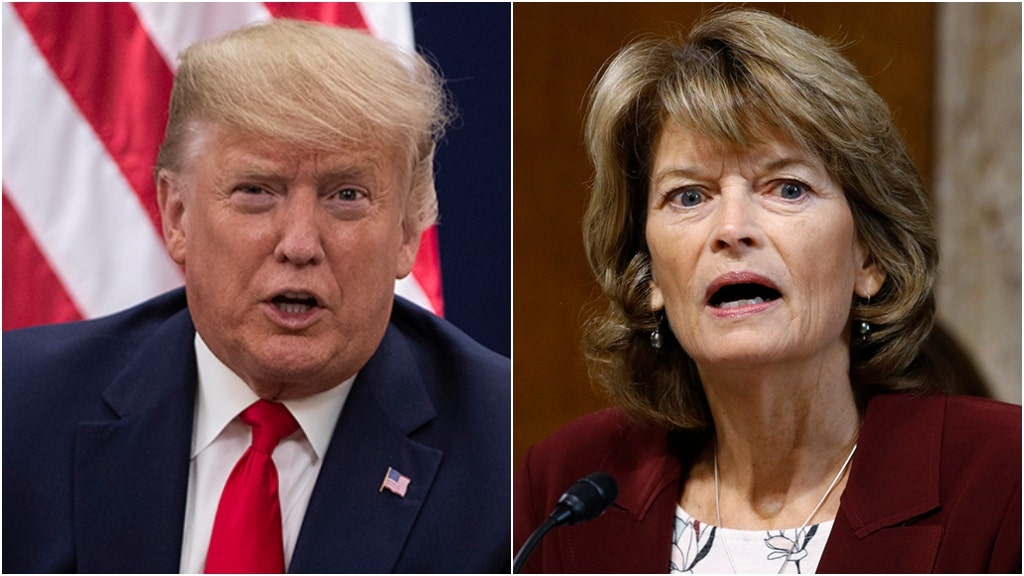 Murkowski once called Trump to tell him she doesn't hate him