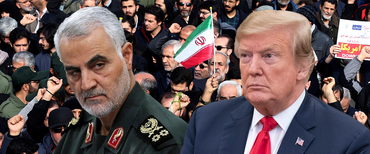Trump says US took out Iranian general Soleimani 'to stop a war' in first remarks since Baghdad airstrike