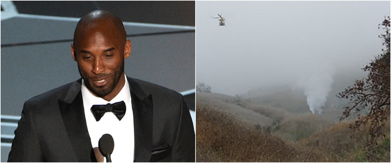 Weather eyed in chopper crash as sports world mourns NBA great Kobe Bryant, daughter, 7 others