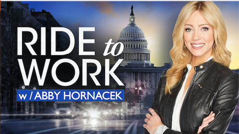 Abby Hornacek picks up some of your favorite Fox personalities from Washington, D.C., driving them to work and sometimes home!