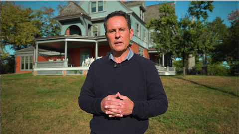 In this extended preview of 'What Made America Great,' Brian visits Sagamore Hill, home of President Theodore Roosevelt.