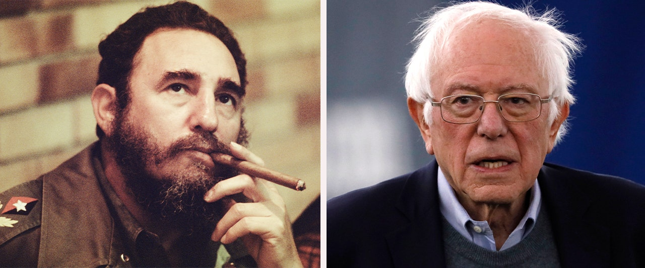 Sanders defends Castro policy despite Cuba's communist nightmare: 'Unfair' to call it all bad