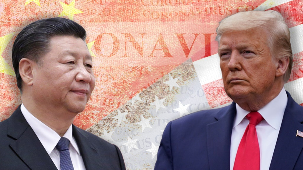 Trump calls it 'Chinese Virus' as tensions with Beijing escalate