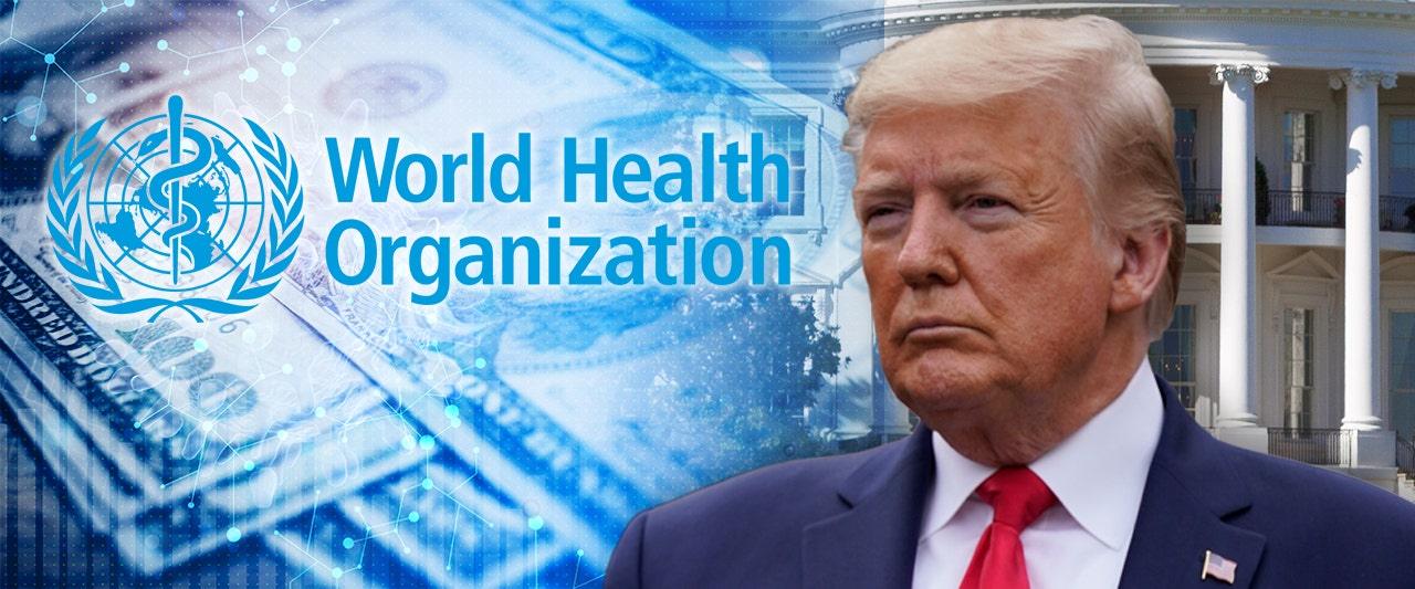Global battle erupts as Trump pulls US funding over agency's coronavirus response