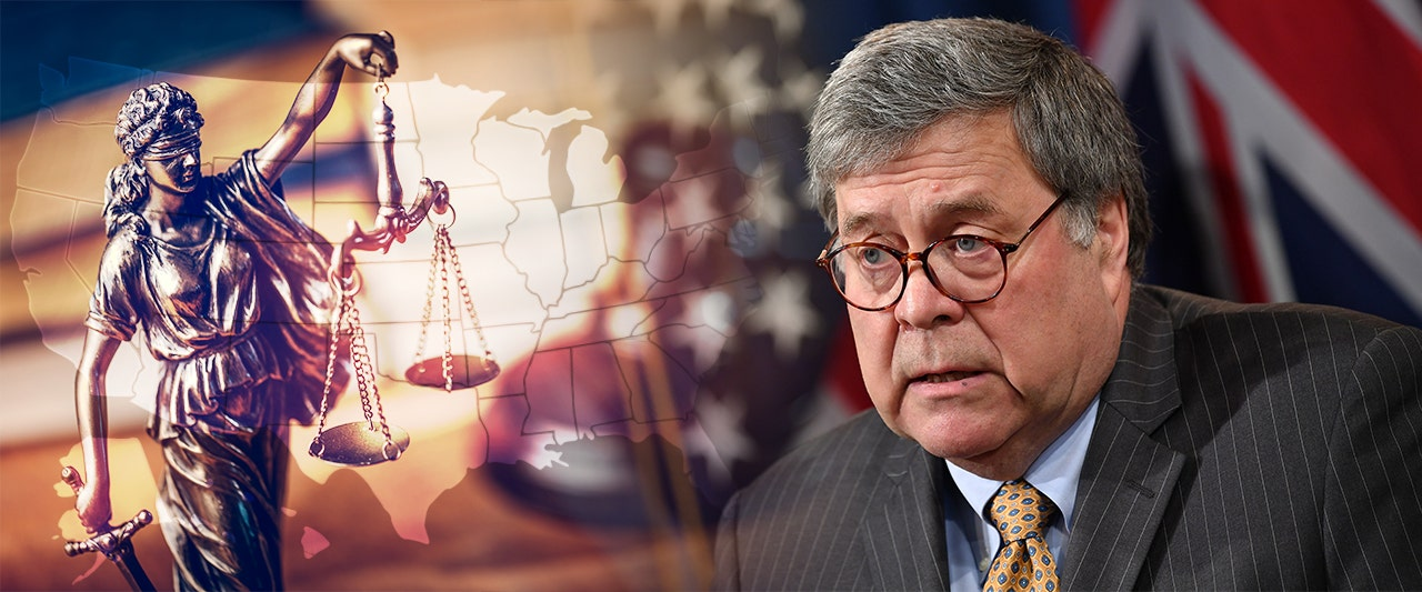 Barr tells federal prosecutors to 'be on the lookout' for overly restrictive coronavirus shutdown orders
