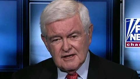 Newt Gingrich: 'Absolutely Trump should pardon General Flynn'