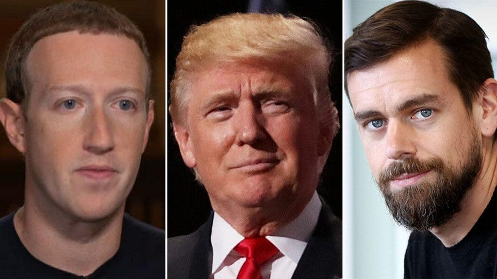 Twitter boss defends fact-checking Trump after Zuckerberg comment
