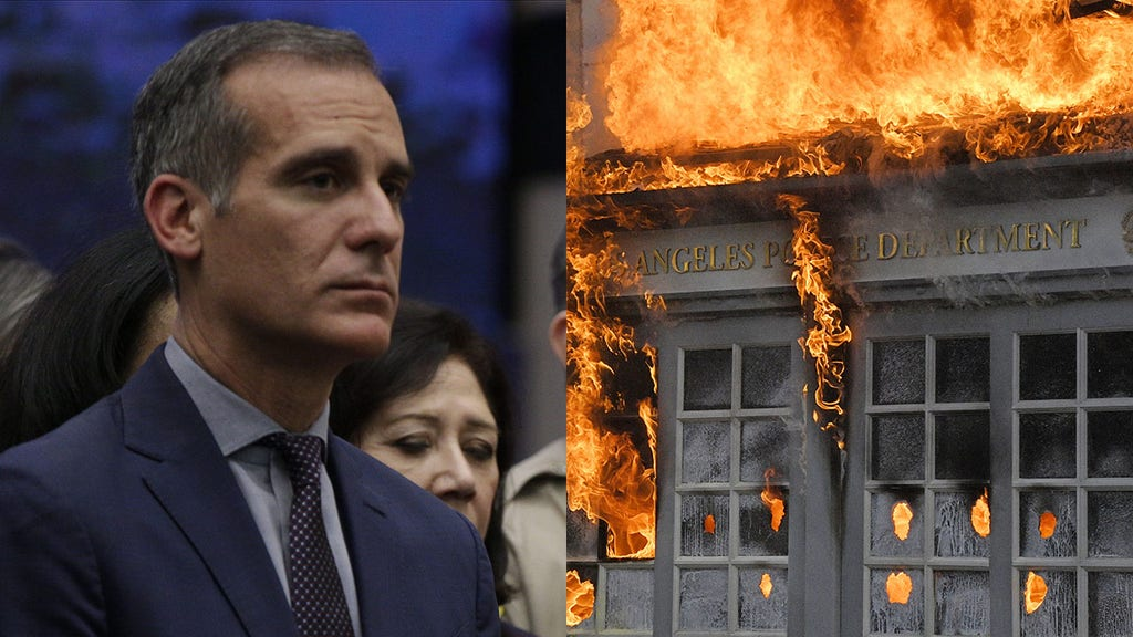 Los Angeles mayor calls for National Guard help as riots continue