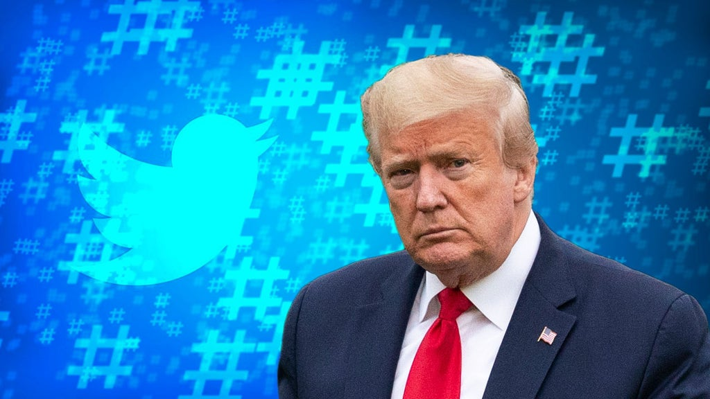 Trump warns social media giants that feds can 'regulate' or 'close them down'