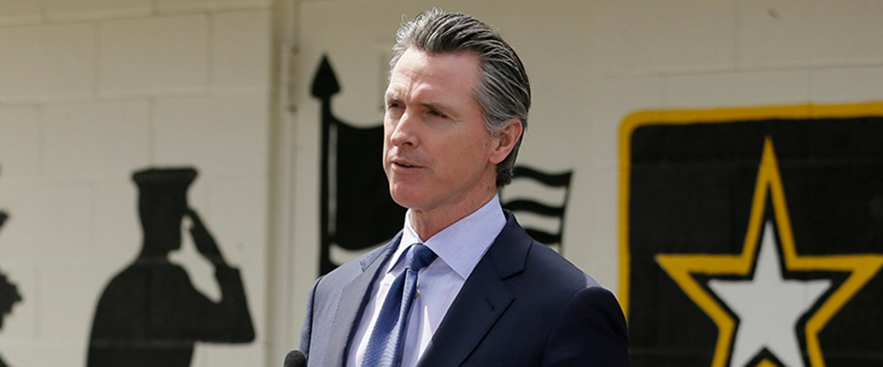 California governor sued by GOP groups over Dem's vote-by-mail order