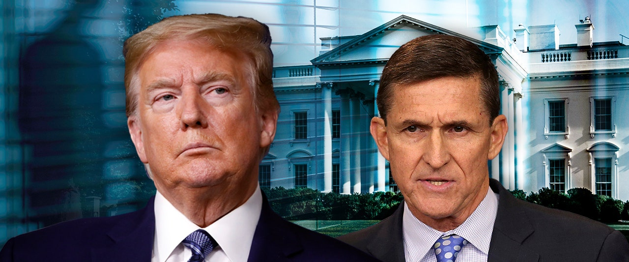 Trump tells Fox News that the unmasking of 'hero' Flynn shows  ex-president, Biden 'corrupt'