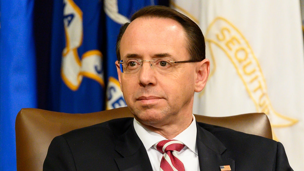 Rosenstein blames FBI, admits he never should have signed FISA warrants
